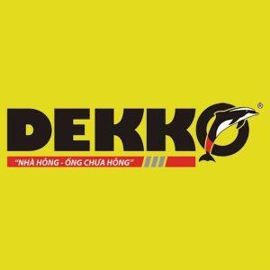 Ống HDPE, PVC, PPR Dekko chất lượng cao, giá hợp lí