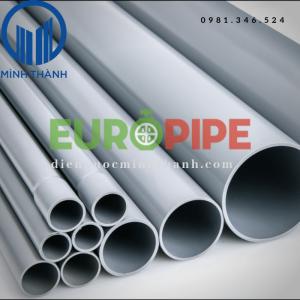 Ống PVC C3 Europipe