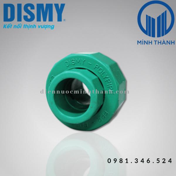 Rắc co nhựa PPR Dismy