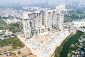 Cung cấp ống HDPE Tiền Phong cho dự án Roman Plaza Tố Hữu