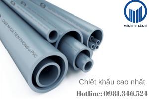 báo giá ống nhựa tiền phong 2019