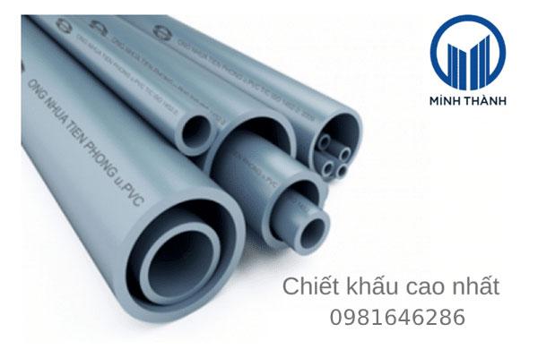 Thông tin về bảng giá ống nhựa Tiền Phong