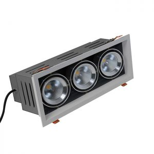 Đèn LED Âm trần Downlight COB 9Wx3