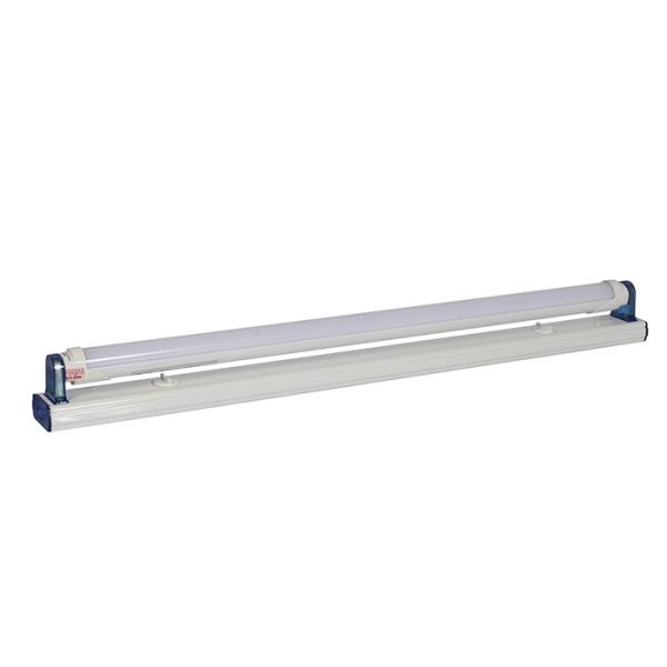 Bộ đèn LED Tuýp T8 0.6m 10W Nhôm Nhựa