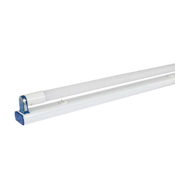 Bộ đèn LED Tuýp T8 0.6m 10W Nhựa