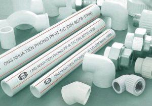 Ống nước chịu nhiệt tiền phong PPR