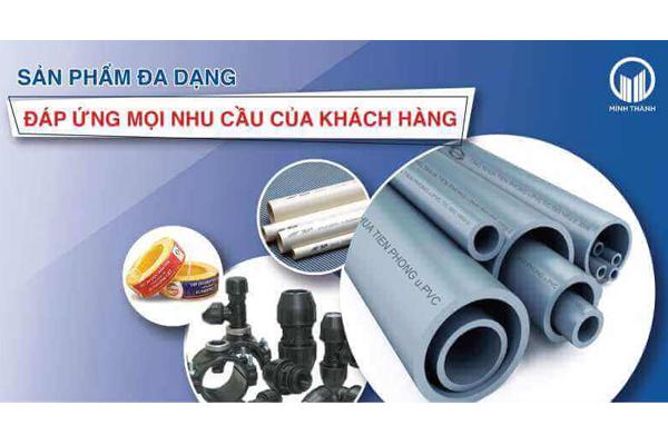 Đại lý ống nhựa Tiền Phong