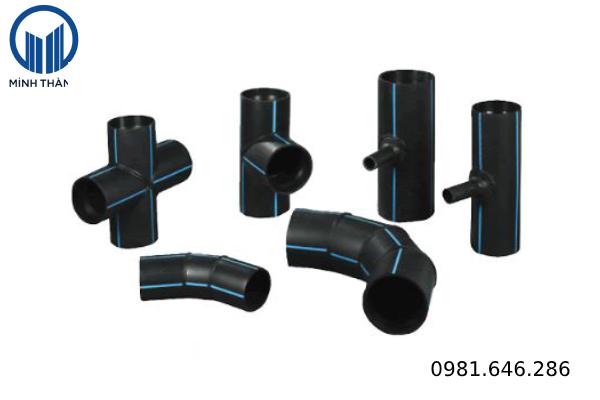 phụ kiện ống HDPE Tiền Phong