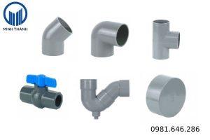 Phụ kiện ống nhựa Tiền Phong
