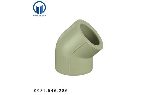 chếch nhựa Tiền Phong PPR 45°