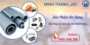 ống nhựa Tiền Phong tại Hà Nội