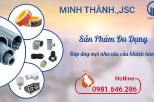 Đại lý cấp 1 ống nhựa Tiền Phong