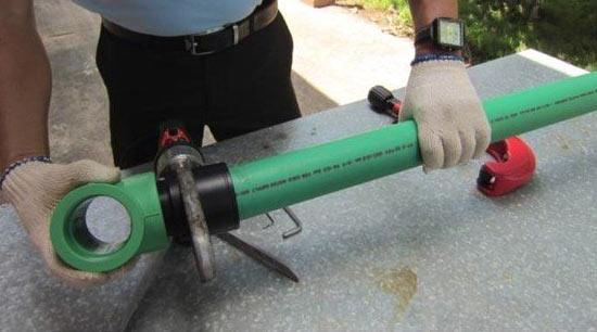 Kỹ thuật hàn và nối ống ppr tiền phong